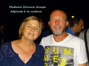 28 06 2015 avec Corinne Anasse