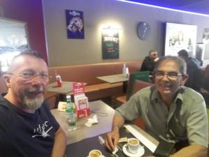 avec Xavier Jesu 29 mai 2019 au Reinitas